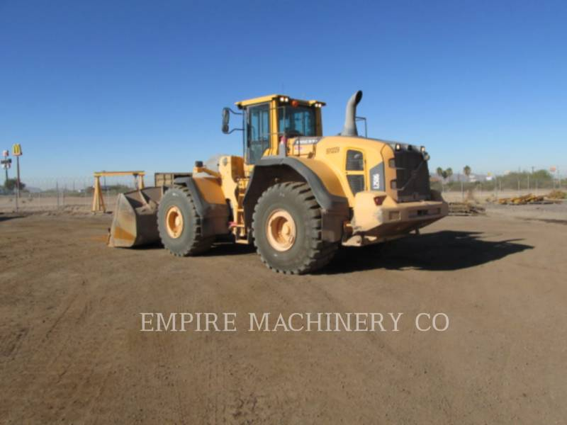 VOLVO WHEEL LOADERS AB CARGADORES DE RUEDAS L250G equipment  photo 3
