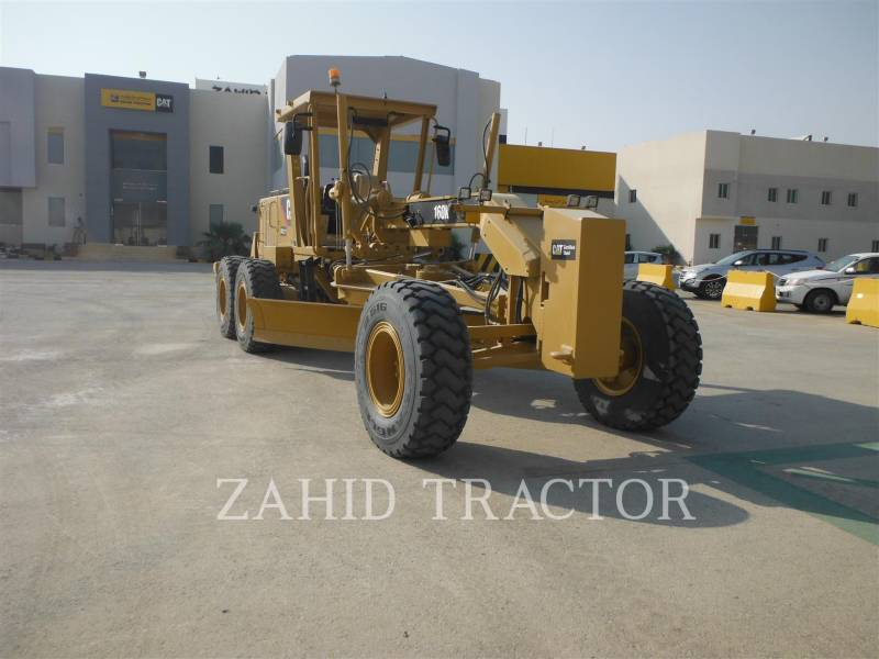 CATERPILLAR MOTORGRADER 160K equipment  photo 1
