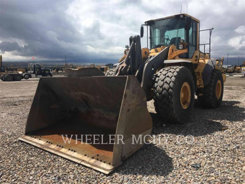 VOLVO CONSTRUCTION EQUIPMENT WHEEL LOADERS/INTEGRATED TOOLCARRIERS L110F equipment  photo 2