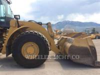 CATERPILLAR RADLADER/INDUSTRIE-RADLADER 980M AOC equipment  photo 6