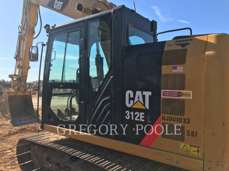 CATERPILLAR EXCAVADORAS DE CADENAS 312E L equipment  photo 6