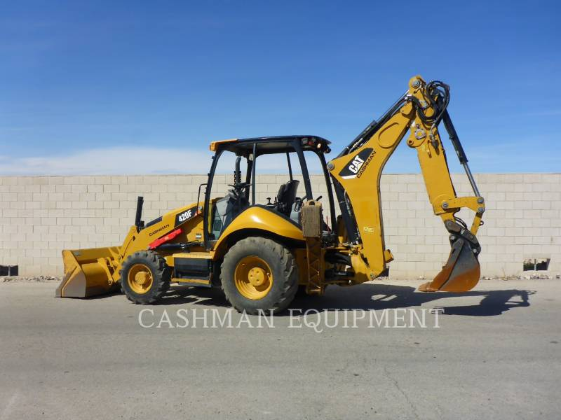 CATERPILLAR RETROESCAVADEIRAS 420F2 equipment  photo 4