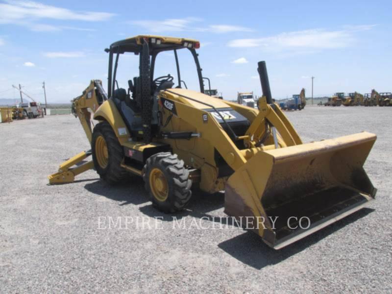 Caterpillar BULDOEXCAVATOARE 420F 4EO equipment  photo 1