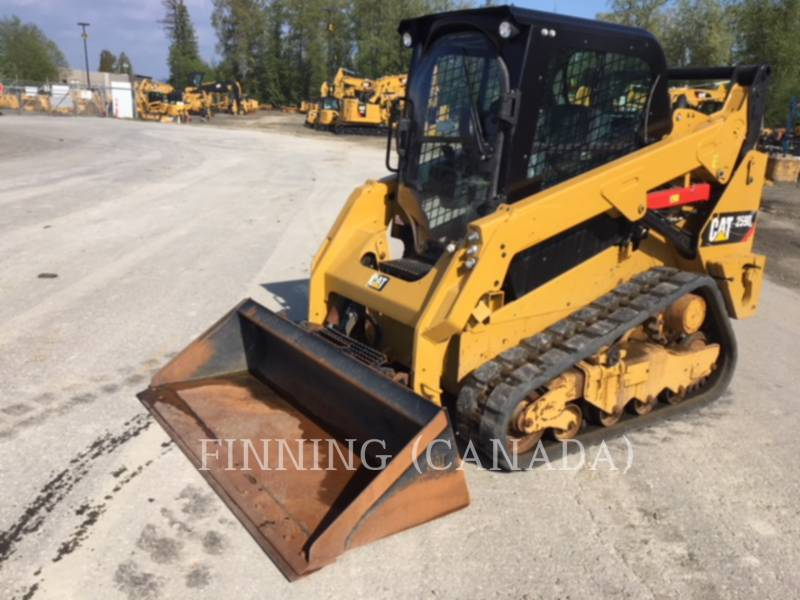 CATERPILLAR 多様地形対応ローダ 259DLRC equipment  photo 1