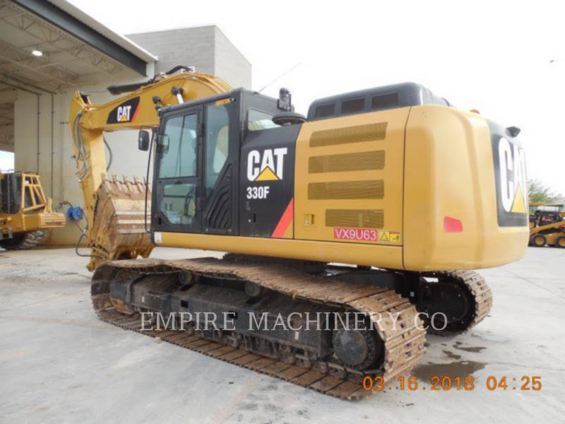 CATERPILLAR KETTEN-HYDRAULIKBAGGER 330FL    P equipment  photo 3