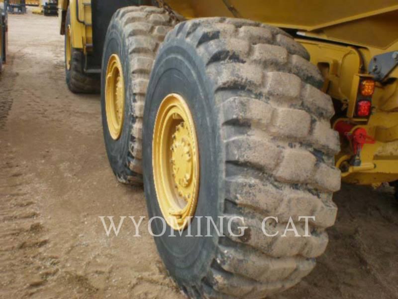 CATERPILLAR TOMBEREAUX ARTICULÉS 725C equipment  photo 5