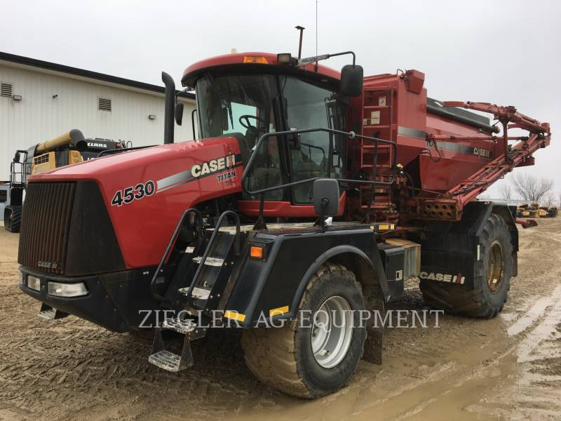 CASE/NEW HOLLAND FLOATERS TITAN4530 equipment  photo 1
