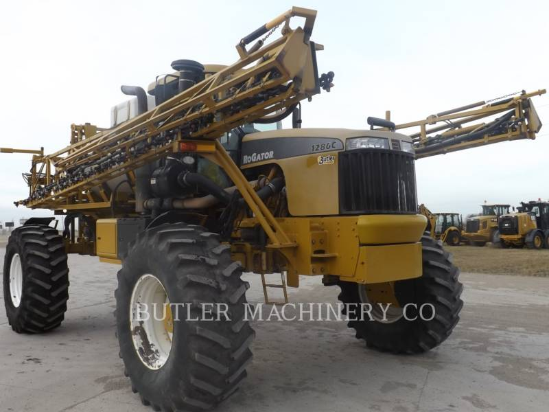 ROGATOR PULVÉRISATEUR RG1286 equipment  photo 2