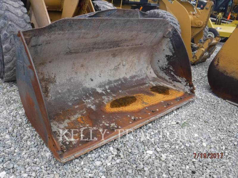 CATERPILLAR WT - GODET 930K FUSION QUICK COUPLER BUCKET equipment  photo 1