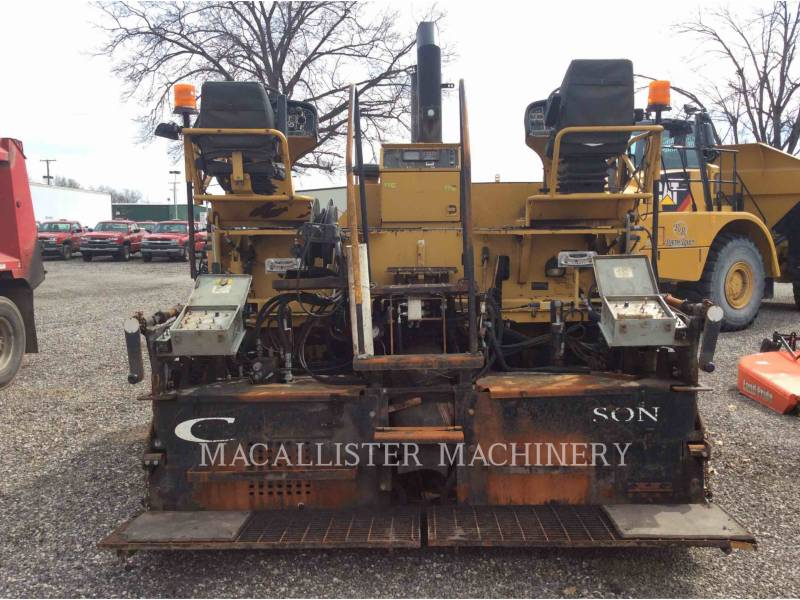 CATERPILLAR FINISSEURS AP1055D equipment  photo 4