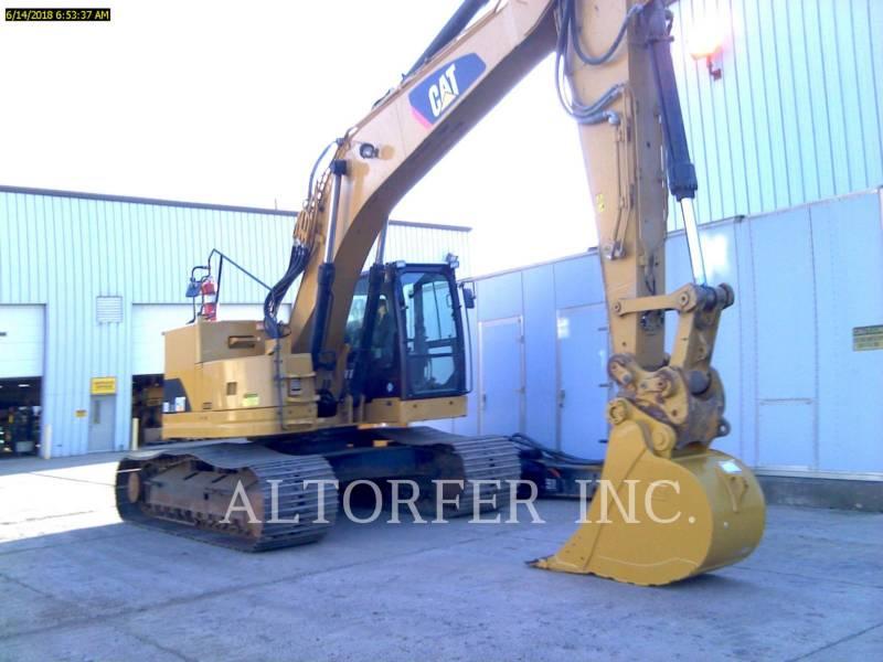 CATERPILLAR TRACK EXCAVATORS 328DLCR equipment  photo 1