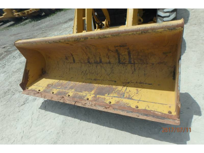 CATERPILLAR BACKHOE LOADERS 416F2ST equipment  photo 5