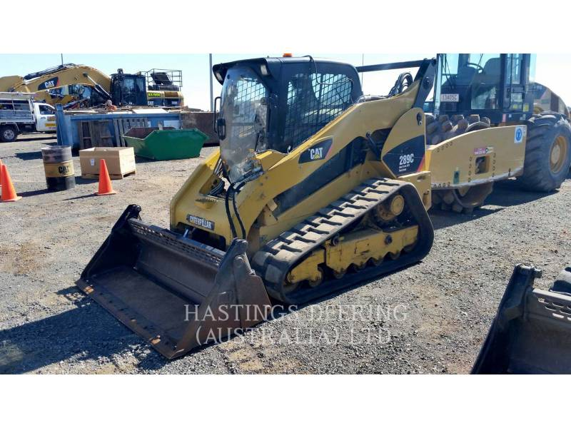 Caterpillar ÎNCĂRCĂTOARE PENTRU TEREN ACCIDENTAT 289C equipment  photo 1