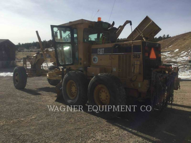 CATERPILLAR MOTORGRADER 143H equipment  photo 5