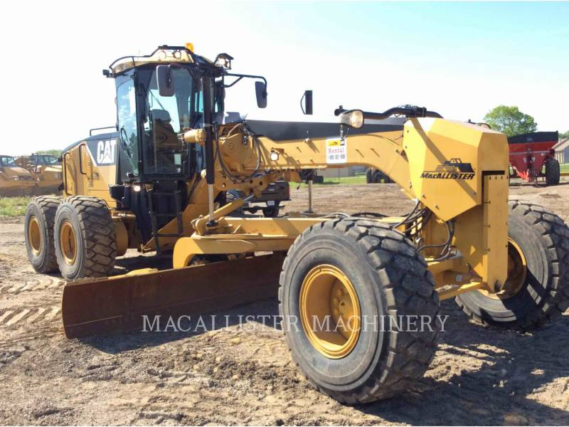 CATERPILLAR MOTONIVELADORAS 14M equipment  photo 1