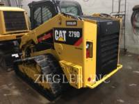 CATERPILLAR CARGADORES MULTITERRENO 279DS equipment  photo 6