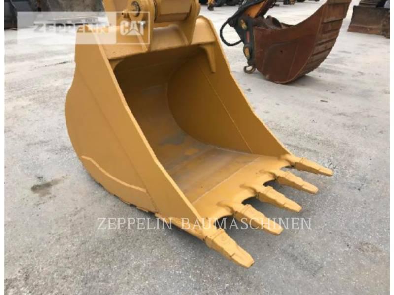 CATERPILLAR KETTEN-HYDRAULIKBAGGER 320D2L equipment  photo 22