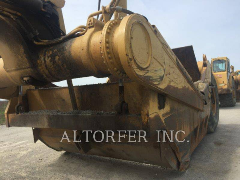 CATERPILLAR WHEEL TRACTOR SCRAPERS 631E equipment  photo 4