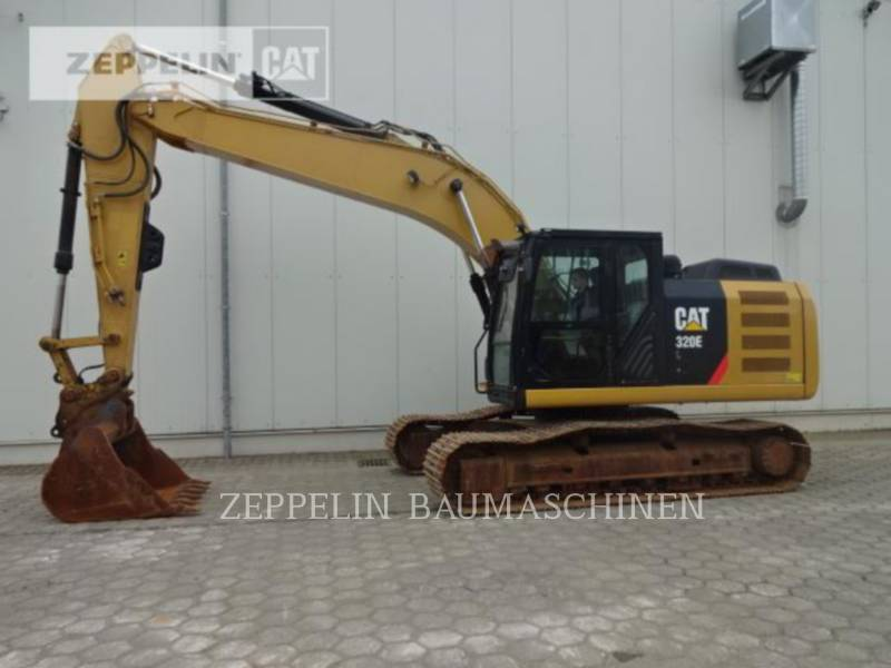 CATERPILLAR ESCAVATORI CINGOLATI 320EL equipment  photo 2