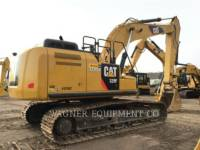 CATERPILLAR KETTEN-HYDRAULIKBAGGER 329FL equipment  photo 3