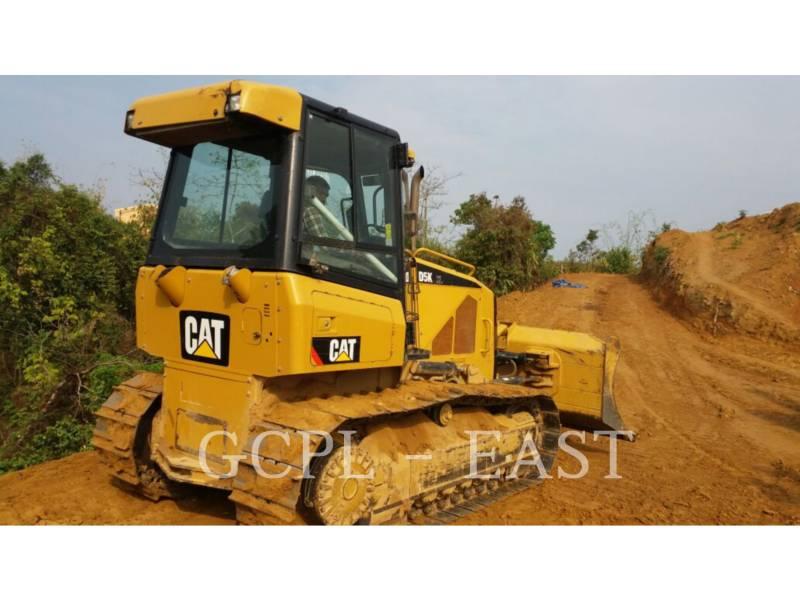 CATERPILLAR TRACK TYPE TRACTORS D5KXL equipment  photo 1