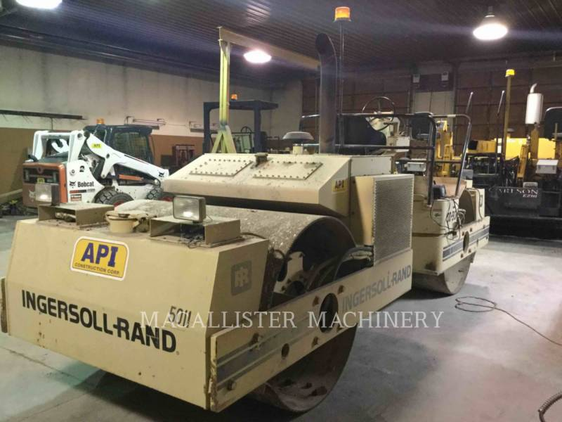 INGERSOLL-RAND VIBRATORY DOUBLE DRUM ASPHALT DD90 equipment  photo 6