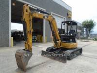 CATERPILLAR KETTEN-HYDRAULIKBAGGER 305.5E equipment  photo 1