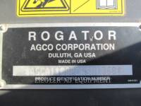 AG-CHEM FLOATERS RG1100 equipment  photo 8