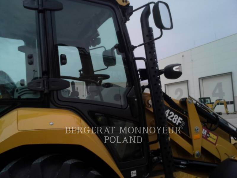 CATERPILLAR BACKHOE LOADERS 428 F 2 equipment  photo 5