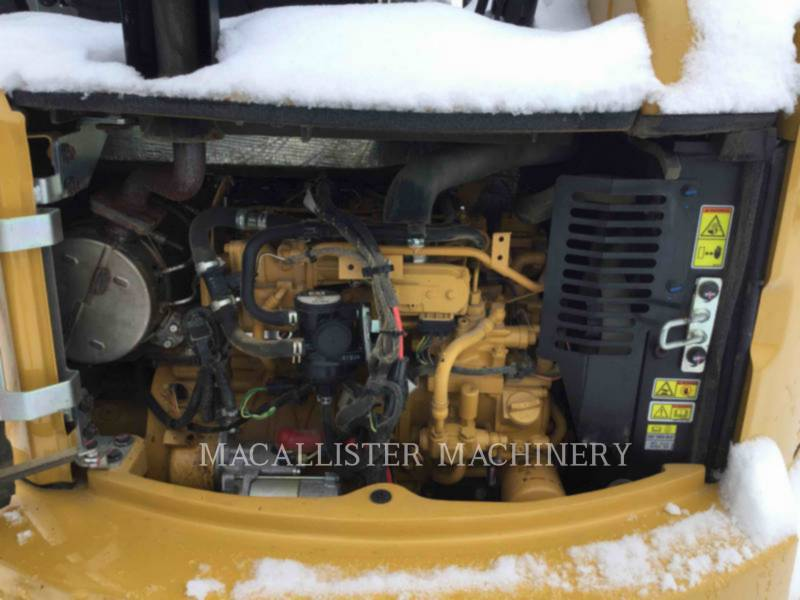 CATERPILLAR TRACK EXCAVATORS 304E2CR equipment  photo 20