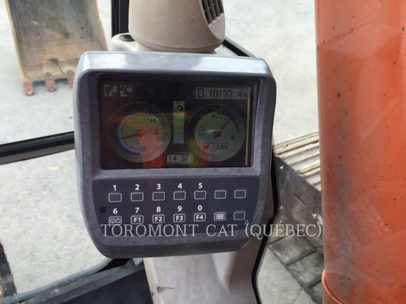 HITACHI EXCAVADORAS DE CADENAS ZX200LC3 equipment  photo 13