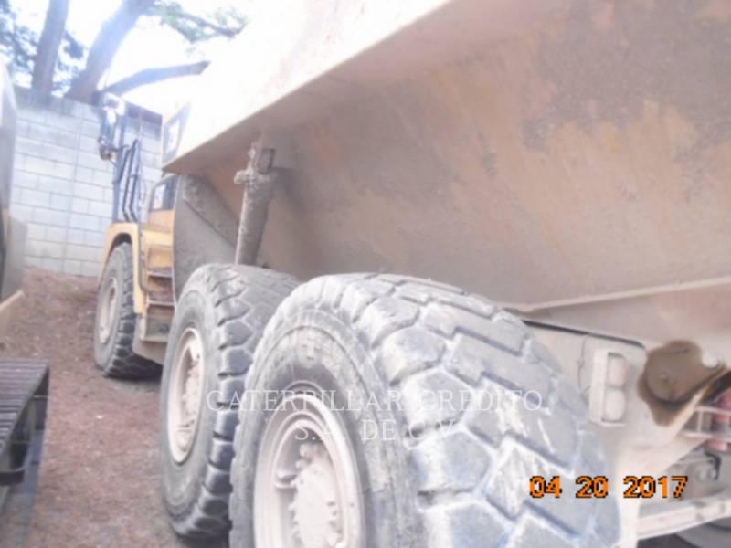 CATERPILLAR KNICKGELENKTE MULDENKIPPER 730 equipment  photo 2