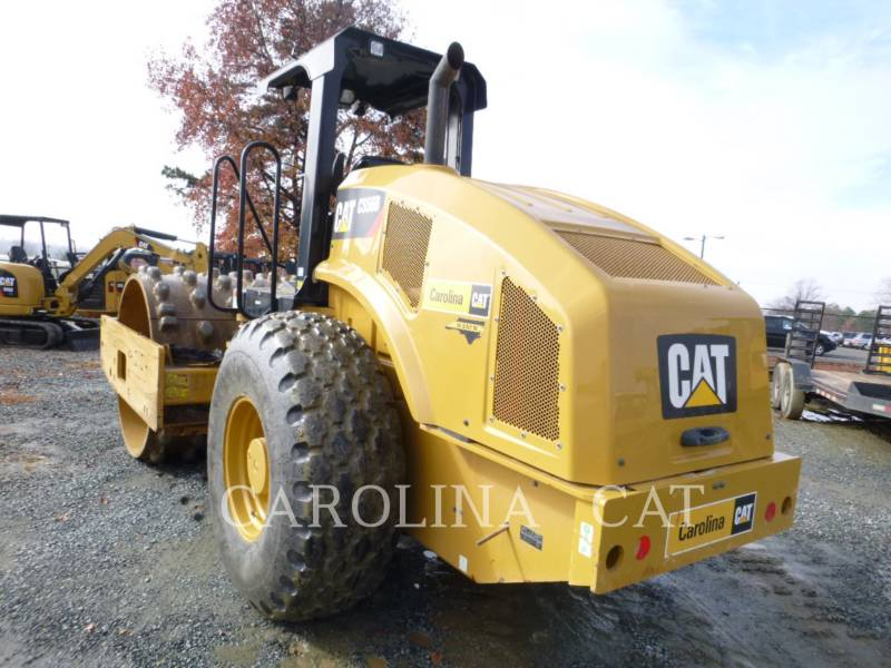 CATERPILLAR EINZELVIBRATIONSWALZE, GLATTBANDAGE CS56B equipment  photo 6