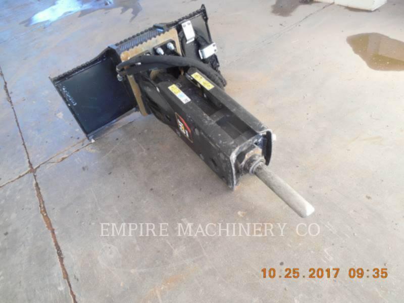CATERPILLAR  HAMMER H65E SSL equipment  photo 1