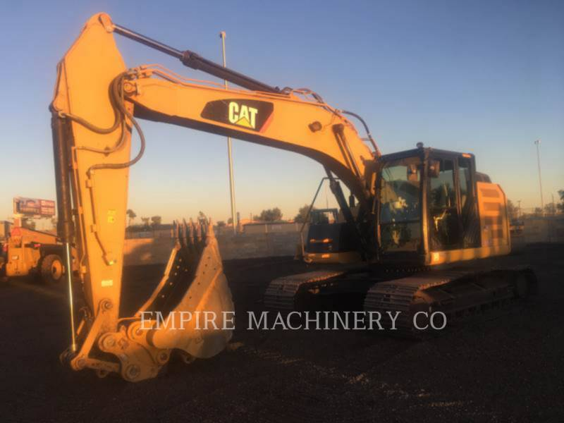 CATERPILLAR KOPARKI GĄSIENICOWE 320E LRR P equipment  photo 4