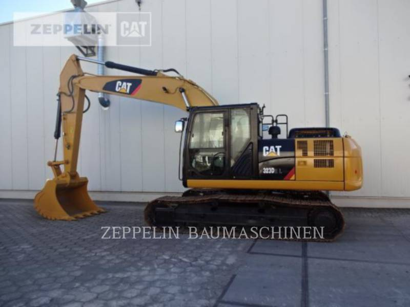 CATERPILLAR ESCAVATORI CINGOLATI 323D2L equipment  photo 6