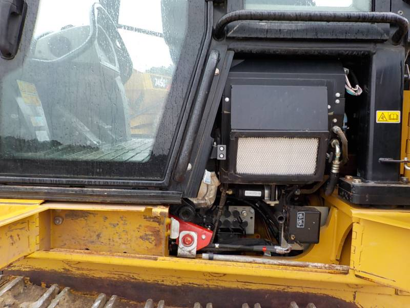 CATERPILLAR TRACK LOADERS 953D equipment  photo 16