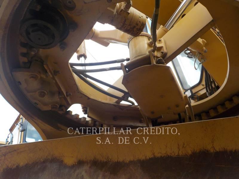CATERPILLAR RÓWNIARKI SAMOBIEŻNE 120K equipment  photo 9