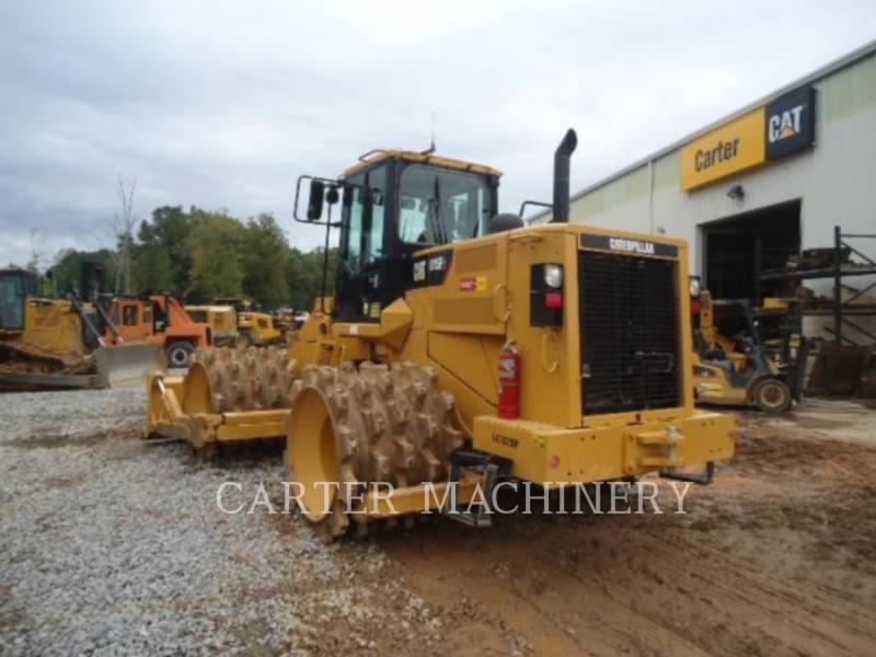 CATERPILLAR COMPACTEURS 815F2 AC equipment  photo 1