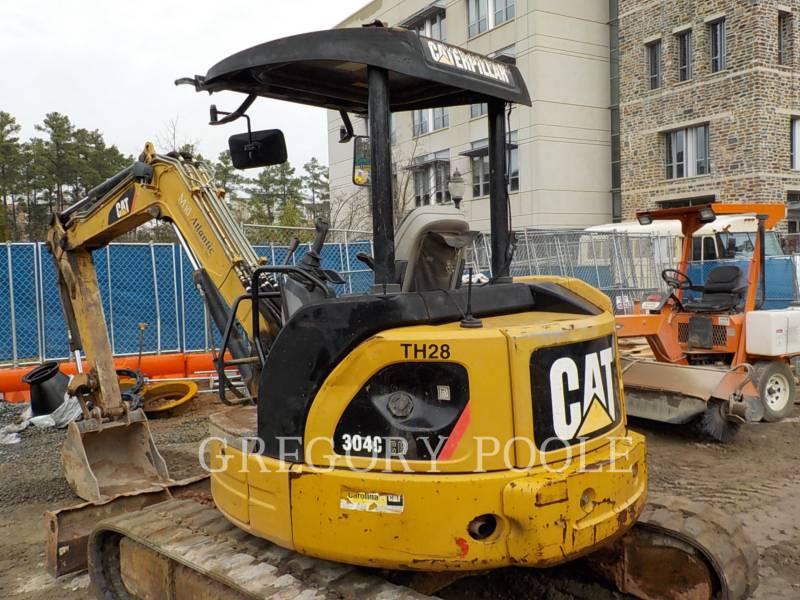 CATERPILLAR TRACK EXCAVATORS 304C CR equipment  photo 8