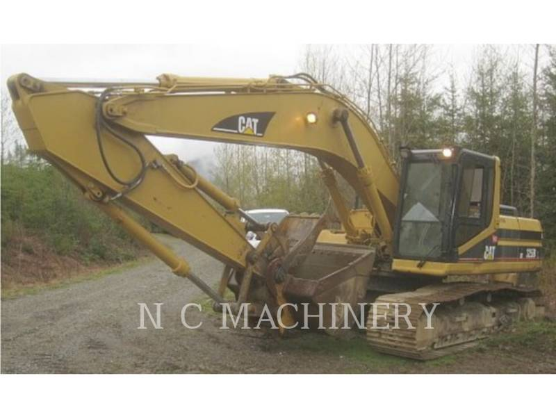 CATERPILLAR PELLES SUR CHAINES 325B L equipment  photo 1