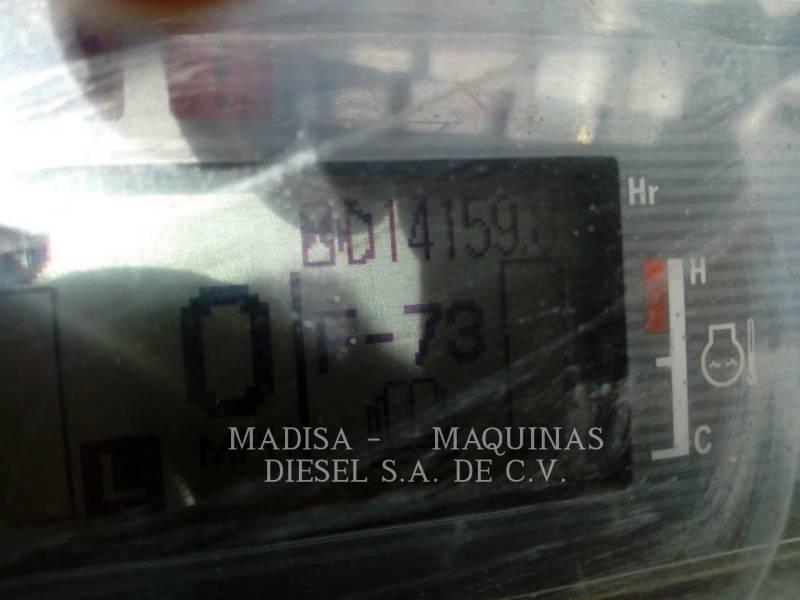 CATERPILLAR LIFT TRUCKS MONTACARGAS 2P6000-GLE equipment  photo 6