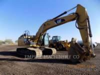 CATERPILLAR TRACK EXCAVATORS 329EL    P equipment  photo 1