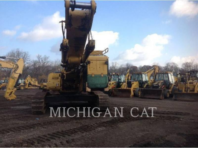 CATERPILLAR TRACK EXCAVATORS 330CL MH equipment  photo 13