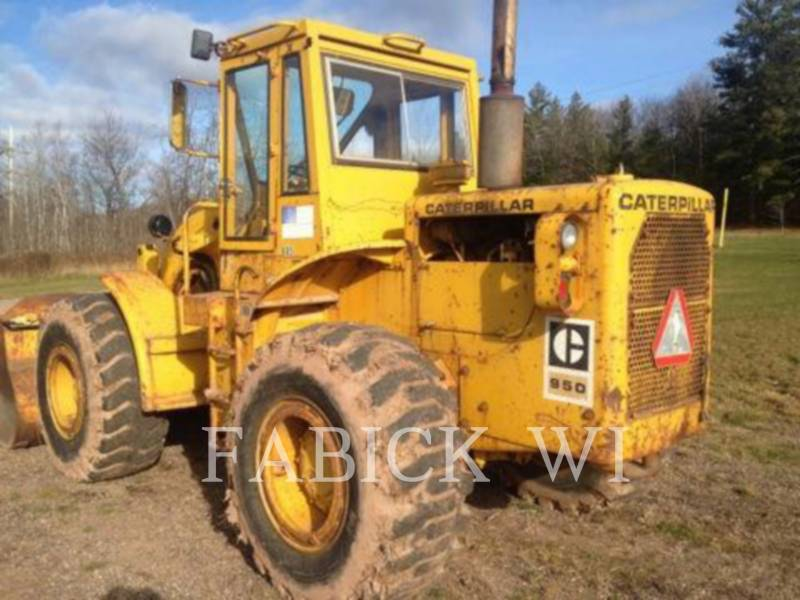 CATERPILLAR RADLADER/INDUSTRIE-RADLADER 950 equipment  photo 1