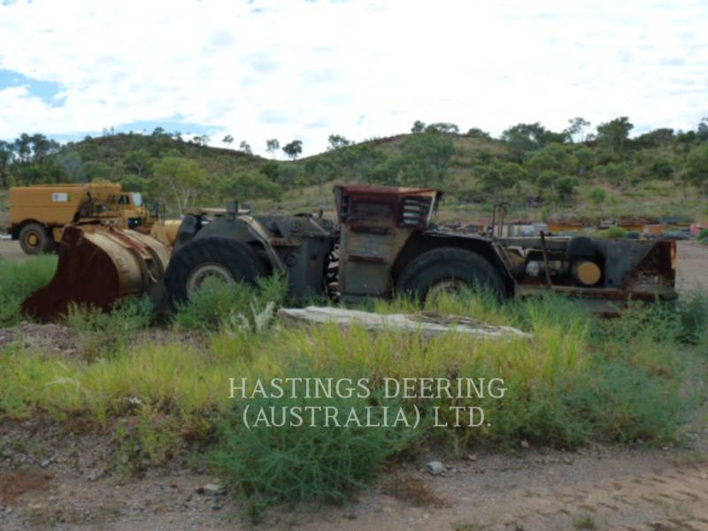 CATERPILLAR UNDERGROUND MINING LOADER R1700G equipment  photo 6