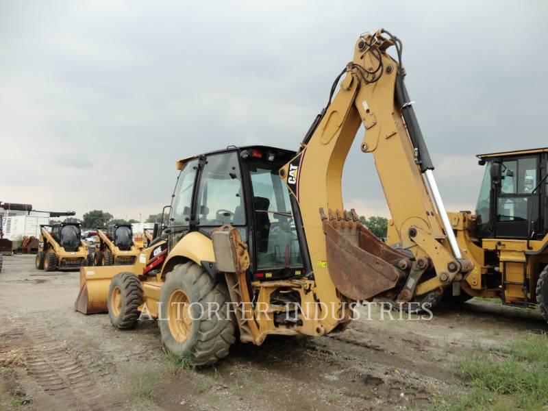 CATERPILLAR RETROESCAVADEIRAS 430EST equipment  photo 5