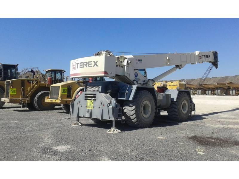 TEREX CORPORATION CRANES RT740 equipment  photo 6