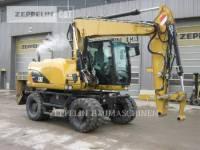 CATERPILLAR WHEEL EXCAVATORS M313D equipment  photo 2