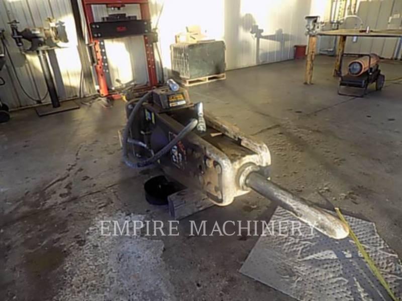 CATERPILLAR  HAMMER H100 equipment  photo 4